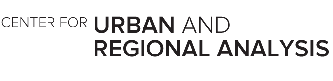 Center for Urban and Regional Analysis